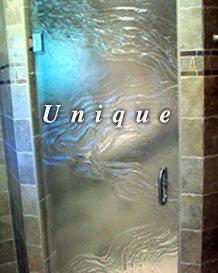 Unique European Door